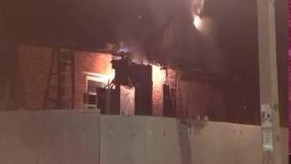 В Шахтах при пожаре погибли двое мужчин, женщина и маленький ребенок