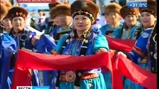 Фестиваль «Алтаргана» открылся в Иркутске