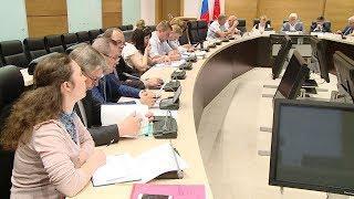 Волгоградские парламентарии рассмотрели поправки в бюджет