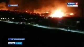 Лес горит, а ветер носит: стихия бушует в регионах Сибири