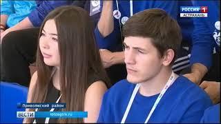 Астраханскую молодежь интересует сфера здравоохранения