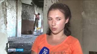 Полиция возбудила уголовное дело по факту пожара в школе Косихинского района