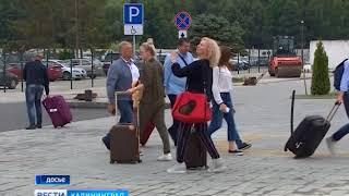 В аэропорту Храброво в три раза подорожала парковка