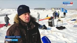 В Алтайском крае провели первые в году соревнования по парапланерному спорту