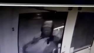 Ночью на БАМе неизвестные пытались поджечь «Шамсу»