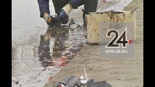 В Нижнекамске в ДТП пострадали три человека