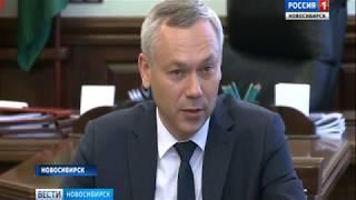 Андрей Травников: «Лучшие студенты смогут пройти стажировки в органах власти»