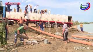 В Каспий выпущено 150 тыс.экземпляров молоди русского осетра