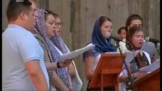 Сотрудников Росгвардии отпустили с работы, чтобы помолиться в храме Рождества Христова
