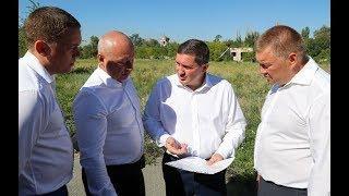 Стадион «Монолит» станет центром профессиональной подготовки легкоатлетов