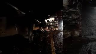 В Мордовии три человека погибли в страшном ДТП
