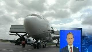 Вести-Хабаровск. Самолет с больным на борту