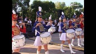 Известные песни под аккомпанемент духовых оркестров прозвучали в Самаре