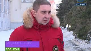 В Пензе на ул. Кулибина, 10 начались противоаварийные работы