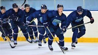 Все на лёд: ХК «Югра» начал готовиться к сезону