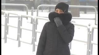 Аномальная весна. В Челябинской области из за морозов отменили занятия в школах
