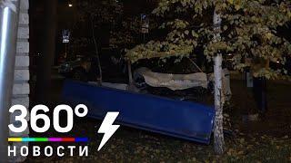 Машина актёра Колядова попала в страшное ДТП