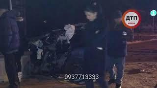 И еще про 50кмч:   Ночное смертельное  #ДТП с погибшим водителем в Киеве на проспекте #победы у заво