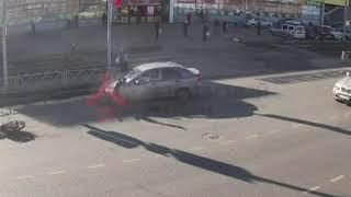 Сводка ДТП на дорогах региона