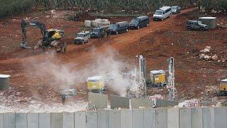 """""""Северный щит"""" на ливанской границе: реакции"""