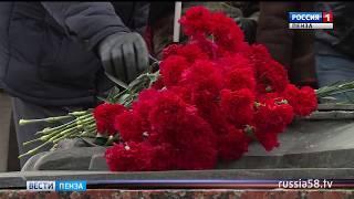 В годовщину вывода войск из Афганистана в Пензе прошли торжественные митинги