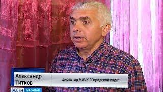 «Парк Галактика»   800 млн рублей нужно на новый парк аттракционов в Магадане