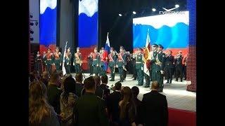 На праздничном концерте в Самаре рассказали об истории армии России