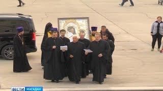 Списки чудотворных икон помещены в самую большую православную церковь Колымы