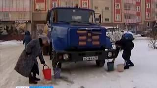В Красноярске три дома остались с холодными батареями