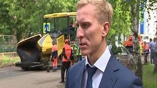Дорожный ремонт пришел уже на семь ярославских магистралей