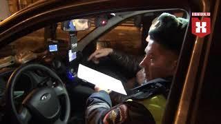 Пьяный водитель устроил ДТП