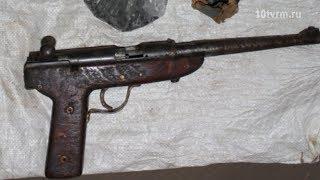 Приговор по незаконному обороту оружия и боеприпасов