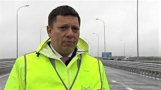 Константин Гребешок стал новым директором департамента дорожного хозяйства и транспорта Югры