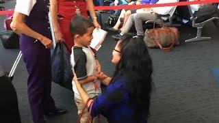 Дети-мигранты рассказали о приютах