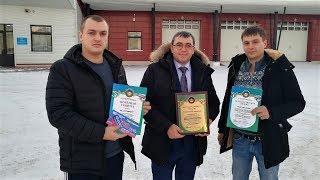 Не все герои носят плащ: в Ханты-Мансийске наградили спасателей-добровольцев