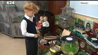 Выставка-инсталляция «Русское детство. Век двадцатый»