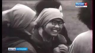 Вести Калмыкия от 30.10.2018 на калмыцком языке