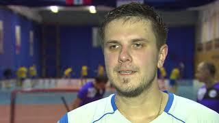Триумф атаки в матчах чемпионата омской флорбольной лиги
