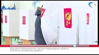 53 секунды: выборы Президента РФ, рейтинговое голосование в Великом Новгороде
