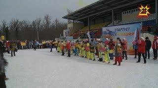 Около 300 государственных и муниципальных служащих Чувашии собрались на лыжную эстафету