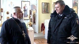 В Курской области полицейскими раскрыта кража из храма