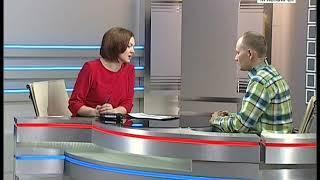 Вести.Интервью: директор заповедника «Столбы» Вячеслав Щербаков