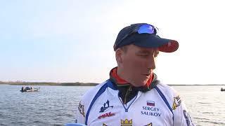 В области прошел финал российского профессионального турнира по рыбной ловле