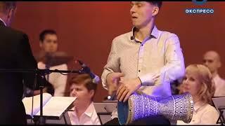 На сцене пензенской филармонии выступит аккордеонистка Мария Селезнева