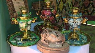 Волгоградские мастера подготовили сувениры для гостей ЧМ