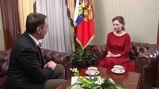 Анна Кузнецова положительно отметила опыт по внедрению урока семьеведения в школах Башкирии