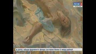 В  художественном  музее открылась памятная выставка заслуженного художника Чувашии Юрия Бубнова