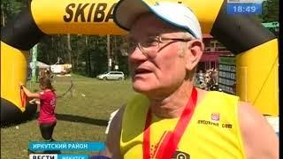 «Небесный бег»  Чемпионат по скайраннингу прошёл в Иркутске