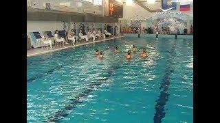 В Самаре стартовал самый масштабный всероссийский юниорский турнир по синхронному плаванию