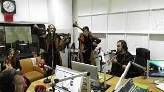 Средневековая музыка накрыла югорских радиоведущих